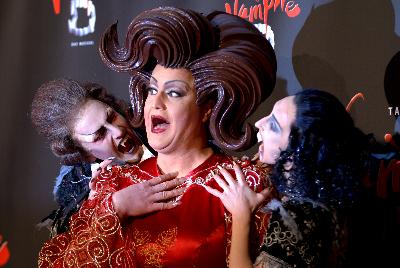 Tanz Der Vampire Premiere Stuttgart Just Musicalsde