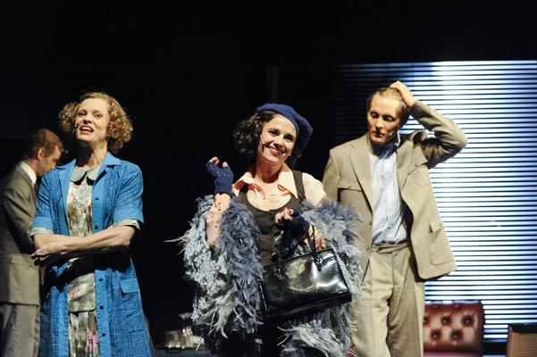 v.l.: Susanne Burkhard, Vera Bolten, Sergej Lubic