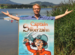 Espen Nowacki plant Captain Silberzahn