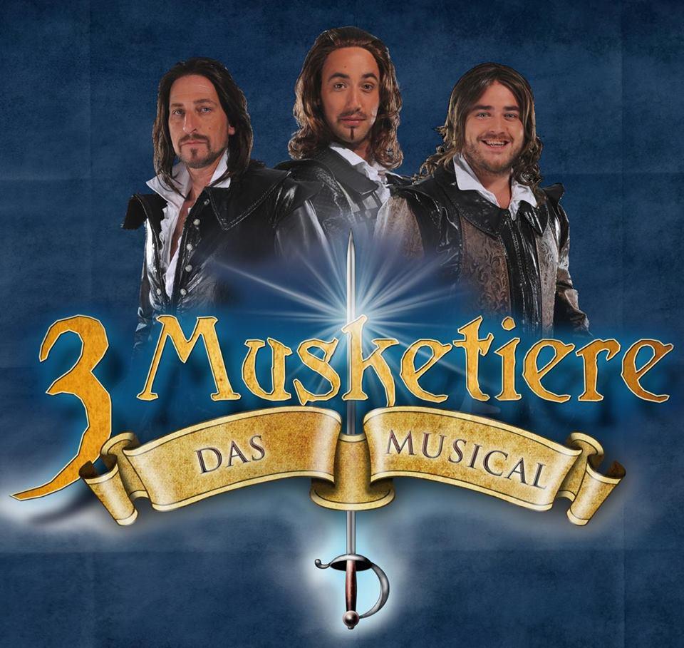 Einer Der Drei Musketiere